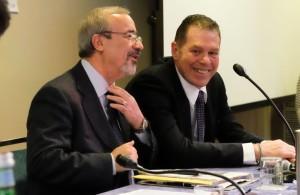 Carmelo Barbagallo e Mario Ghini, Segretario nazionale UILM